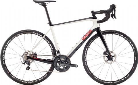 Genesis Zero Disc Z3 Road Bike White 2018